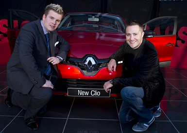 Keary's Renault Launch New Clio In Midleton